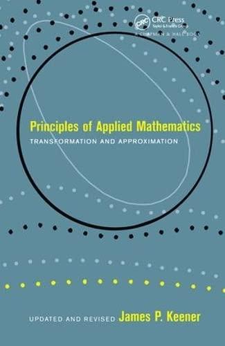 9780738201290: Principles Of Applied Mathematics (Advanced Book Program)