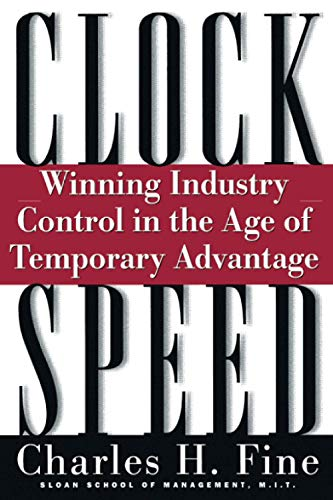9780738201535: Clockspeed : Winning Industry Control in the Age of Temporary Advantage