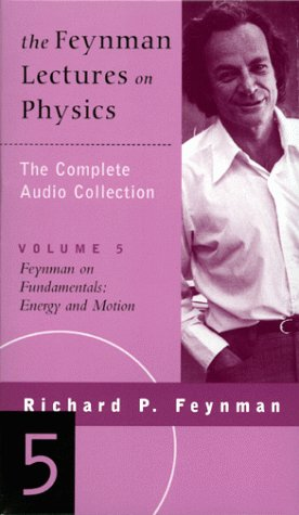 9780738201634: The Feynman Lectures on Physics: Feynman on Fundamentals : Energy and Motion: 5