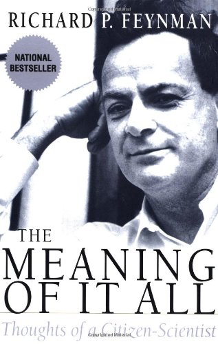 9780738201665: The Meaning of it All: Thoughts of a Citizen-scientist (Helix Books)