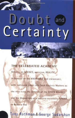 9780738201696: Doubt And Certainty: The Celebrated Academy Debates On Science, Mysticism Reality (Helix Books)