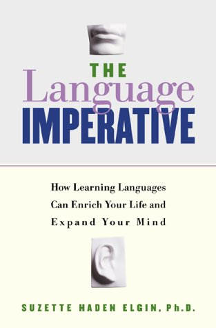 The Language Imperative