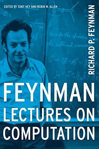 9780738202969: Feynman Lectures On Computation