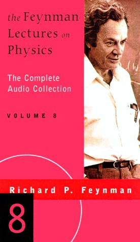 9780738202983: The Feynman Lectures on Physics: The Complete Audio Collection, Volume 8 (Audiocassettes)