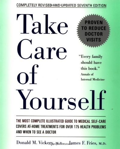 9780738203065: Take Care of Yourself: The Complete Illustrated Guide to Medical Self-Care