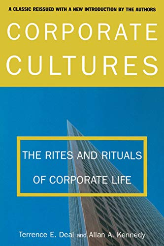 9780738203300: Corporate Cultures: The Rites and Rituals of Corporate Life