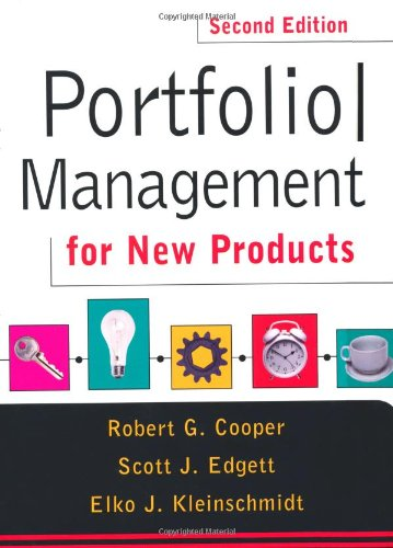 9780738205144: Portfolio Management for New Products