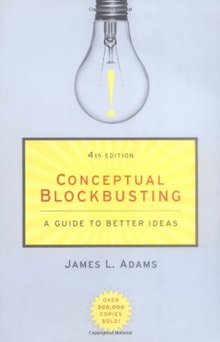 9780738205373: Conceptual Blockbusting: A Guide to Better Ideas