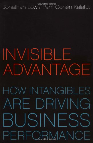 9780738205397: Invisible Advantage: How Intangibles are Driving Business Performance
