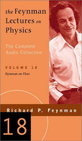 9780738207254: Feynman on Flow (The Feynman Lectures on Physics, Volume 18)