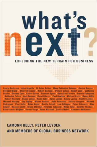 9780738207605: What's Next?: Exploring the New Terrain for Business