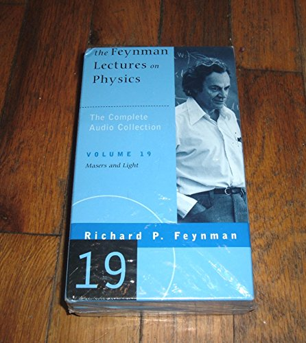 9780738208428: The Feynman Lectures on Physics: The Complete Audio Collection: 19
