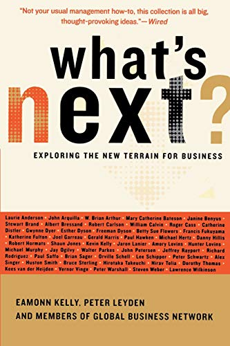 9780738208558: What's Next?: Exploring the New Terrain for Business