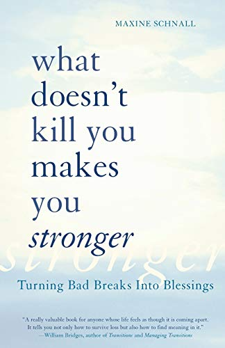 9780738208602: What Doesn't Kill You Makes You Stronger: Turning Bad Breaks Into Blessings