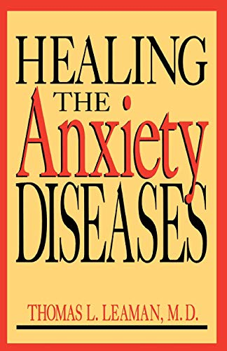9780738208732: Healing The Anxiety Diseases