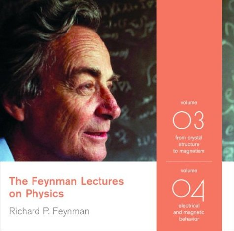 9780738209258: The Feynman Lectures on Physics Volumes 3-4