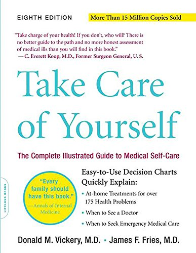9780738209777: Take Care Of Yourself 8E: The Complete Illustrated Guide To Medical Self-care
