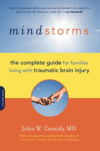 9780738212470: Mindstorms: Living with Traumatic Brain Injury