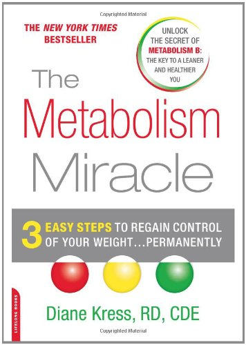 9780738212777: The Metabolism Miracle: 3 Easy Steps to Regain Control of Your Weight . . . Permanently