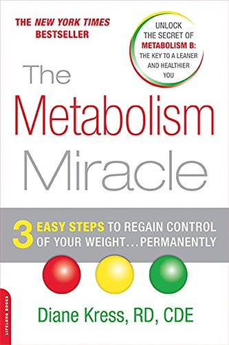 9780738213866: The Metabolism Miracle: 3 Easy Steps to Regain Control of Your Weight . . . Permanently