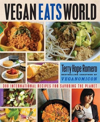 9780738217444: Vegan Eats World: 300 International Recipes for Savoring the Planet