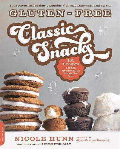 9780738217819: Gluten-Free Classic Snacks: 100 Recipes for the Brand-Name Treats You Love