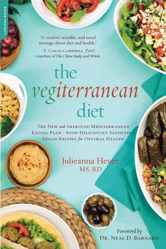 9780738217895: The Vegiterranean Diet: The New and Improved Mediterranean Eating Plan--with Deliciously Satisfying Vegan Recipes for Optimal Health