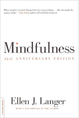 9780738217994: Mindfulness, 25th anniversary edition (A Merloyd Lawrence Book)