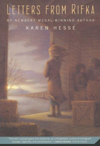 Letters From Rifka (Turtleback School & Library Binding Edition): Hesse, Karen