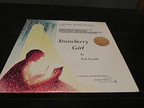9780738311746: Strawberry Girl (Trophy Newberry)