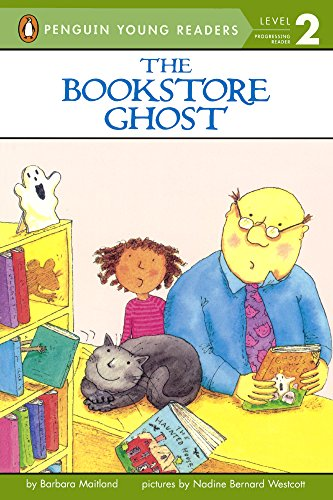 9780738327815: The Bookstore Ghost (Turtleback School & Library Binding Edition) (Puffin Easy-To-Read: Level 2 (Pb))