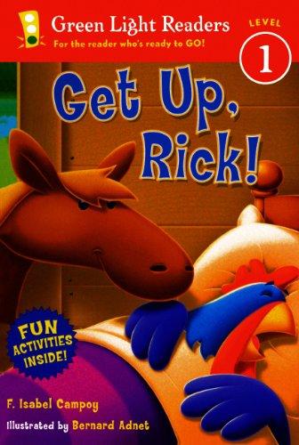 Get Up, Rick! (Turtleback School & Library Binding Edition) (Green Light Readers: Level 1 (Pb))...