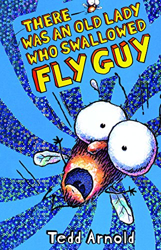 There Was an Old Lady Who Swallowed Fly Guy (9780738383323) by Arnold, Tedd