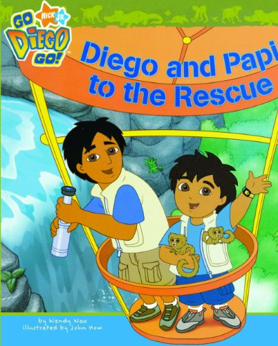 9780738383729: Diego And Papi To The Rescue (Turtleback School & Library Binding Edition) (Go Diego Go! (Pb))