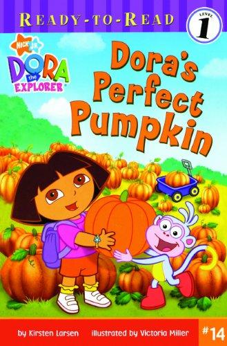 9780738383798: Dora's Perfect Pumpkin (Turtleback School & Library Binding Edition) (Nick Jr. Dora the Explorer (Prebound Numbered))