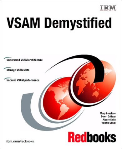 9780738418117: Vsam Demystified