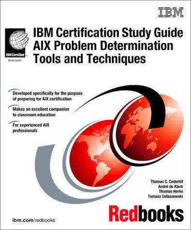 IBM Certification Study Guide AIX Problem Determination: IBM Redbooks