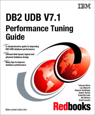 Redbook with Media: DB2 Udb V7.1 Performance: Redbooks, IBM