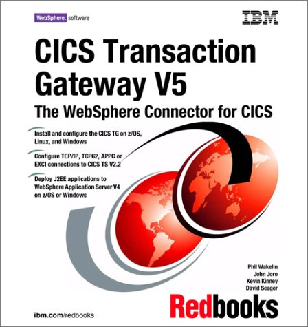 9780738426686: Cics Transaction Gateway V5 the Websphere Connector for Cics