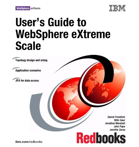 User's Guide to Websphere Extreme Scale: IBM Redbooks