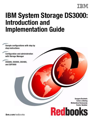 9780738432137: IBM System Storage Ds3000: Introduction and Implementation Guide