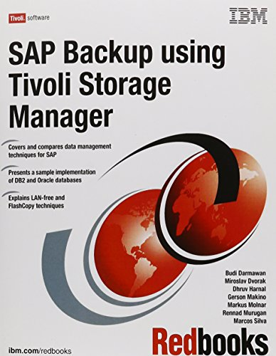SAP Backup using Tivoli Storage Manager: Budi Darmawan