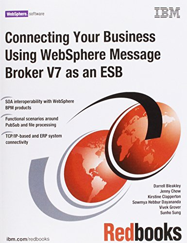 9780738434162: Connecting Your Business Using Websphere Message Broker V7 As an ESB