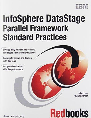 9780738434476: InfoSphere DataStage Parallel Framework Standard Practices