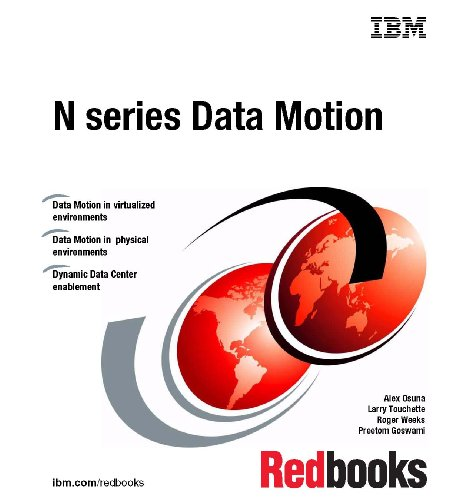 N Series Data Motion (0738434639) by IBM Redbooks