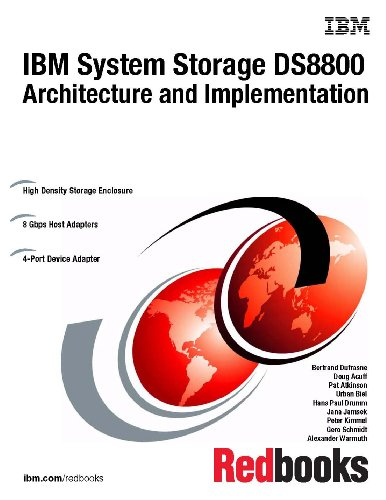 9780738435060: IBM System Storage Ds8800 Architecture and Implementation