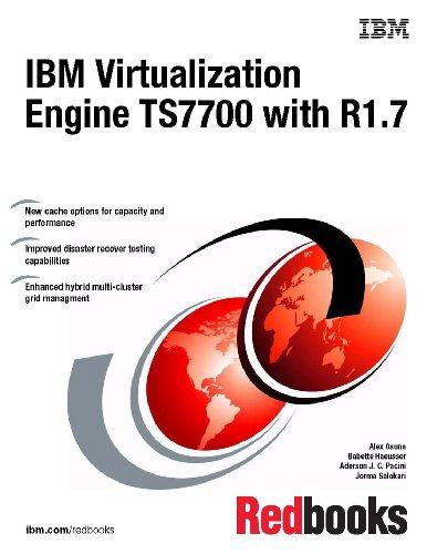 9780738435268: IBM Virtualization Engine Ts7700 With R1.7