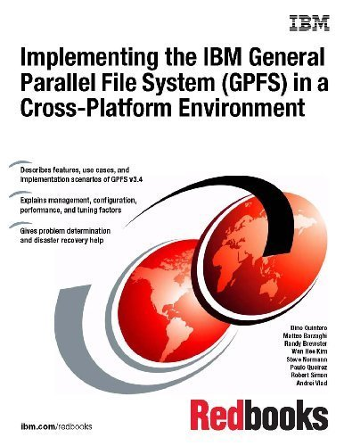 9780738435473: Implementing the IBM General Parallel File System Gpfs in a Cross Platform Environment: June 2011