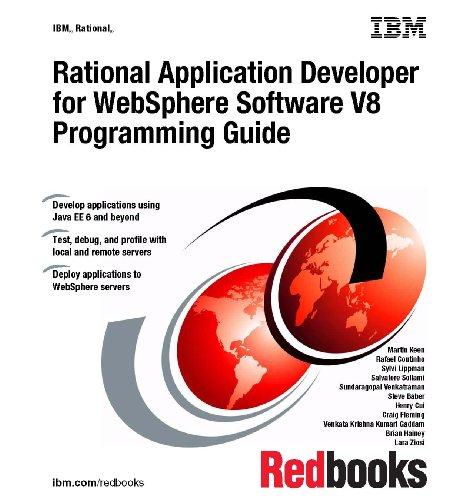 9780738435596: Rational Application Developer for WebSphere Software V8 Programming Guide