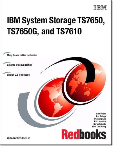 9780738435848: IBM System Storage Ts7650, Ts7650g, and Ts7610